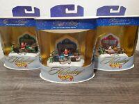 Holiday Hot Wheels Series IV Set Santa's Stocker Kringle's Kart Rudolph's Racer