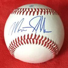 Matt Skole Chicago White Sox Signed Autograph Baseball