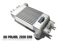Patrol GU ZD30 3.0L CRD 2007 + Intercooler Upgrade 20% Larger! common rail