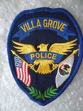USA Patches- Villa Grove Illinois Police Department Patch (New*)