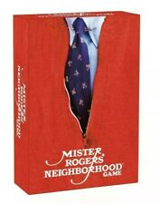 Mister Rogers' Neighborhood Game by Buffalo Games LLC Age 10+ Sealed New in Box