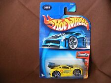 MATTEL HOT WHEELS DIE CAST CAR -2004 #7, Tooned 360 Modena, First Editions 7/100