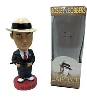 MIP Bosley Bobbers Scarface Al Capone Bobblehead Chicago Gangster Mobster Mob