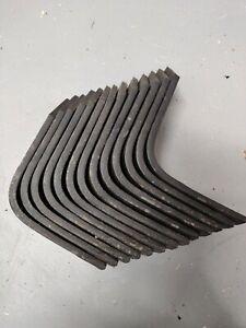13 new Rotary Tiller Blades Left LH GE52359700 fits Kuhn