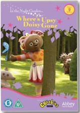 in The Night Garden Where's Upsy Daisy Gone? 5012106937611 DVD Region 2