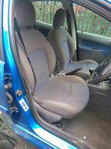 Peugeot 206 Interior Seats. 5 Door