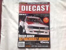 The Diecast Magazine Issue 16 Brock VH 1982 Bathurst winner