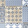 Keramikfliese Zement Optik WC Wand Küche Dusche Fliesenspiegel WB22B-1404 1Matte