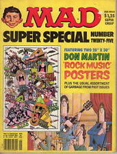 Monthly Mad Humour Magazines