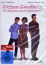 DVD - Sixteen Candles - Das darf man nur als Erwachsener - Molly Ringwald