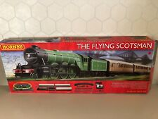 Hornby Flying Scotsman Train Set in perfect working order