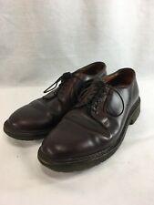 Alden Shoes Oxfords Mens 8.5 Brown Leather Lace Up England Casual