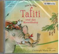 Julia Boehme - Tafiti und das Riesenbaby - CD - gebraucht Top