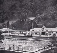 Badenweiler - Schwimmbad - um 1950 oder früher ?