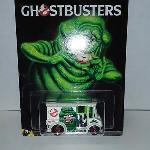 2016 Hot Wheels Ghostbusters Bread Box Slimer 2/8 Inches New Sealed Package