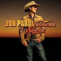 Jon Pardi - California Sunrise [New CD]