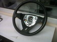 SAAB 9-5 95 Steering Wheel Leather Unit w/o SRS 2006 - 2010 12757531 12774367