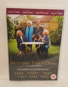 Nothing Like a Dame (2018) DVD Judi Dench Maggie Smith, UK R2 DVD.