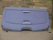 Parcel shelf load luggage cover-peugeot 308 - 1.6 - 2007