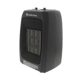 Comfort Zone CZ442 Ceramic Electric Portable Heater