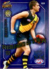 2011 Select AFL Champions Risingstar Nominees Gem Card RSG10: Dustin Martin