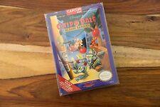 Disney's Chip 'N Dale Rescue Rangers CIB Complete Box Manual NES NICE Lot AB