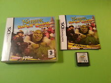 Shrek SMash n'Crash Racing - Nintendo DS DSi 3DS