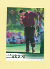 2001 UD TIGER WOODS RC ( MINT CONDITION )