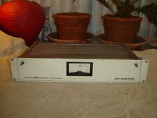 CBS 444 Audimax III, Automatic Level Control, Compressor Limiter, Vintage Rack