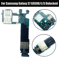 Mainboard Replacement for Samsung Galaxy S7 G930K/L/S Unlocked 32GB Motherboard