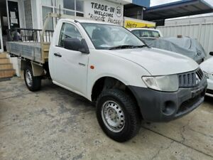 2008 Mitsubishi Triton Manual Ute - Drives Good