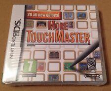 Juego de toque más Maestro Para Ds Dsi Ds Lite 3Ds Nintendo Nuevo y Sellado 99p Reino Unido P&p