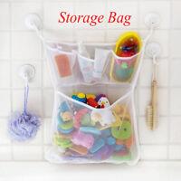 Baby Bathtub Toy Hanging Storage Bag Bathroom Stuff Tidy Organizer Net Mesh New
