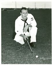 Young Arnold Palmer Black and White 8x10 Photo
