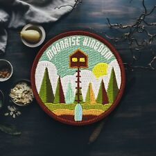 Moonrise Kingdom Patch (Free Shipping US)