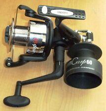 Lineaffe Vigor Carp 60 Fishing Reel FREE RUNNER CARP RUNNER  & Spare Spool, NEW