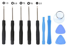 10 Pieces Opening Repair Spudger Prying Screwdriver Sucker Suction Tool Kit Set