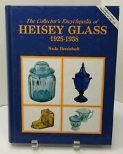The Collectors Encyclopedia of Heisey Glass Collector Books 1986/1993