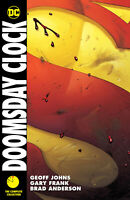 Doomsday Clock The Complete Collection TPB (2020) DC - (W) Johns (A) Frank, NM