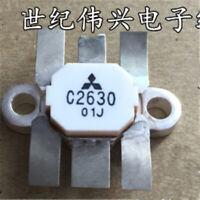 1X MITSUBISHI 2SC2630 C2630 NPN EPITAXIAL PLANAR TYPE (RF POWER TRANSISTOR)