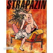 Strapazin 117 EROTIK im COMIC Zeitschrift Avangard UNDERGROUND Strips 2015