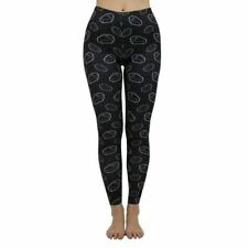 Kukubird Coffin Stretch Fit Gym Leggings