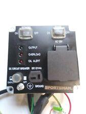 Sportsman 1000i Watt Invertor Generator control panel comes with wiring harness