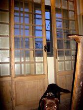 Glastüren balkon Fenster doors Türe Windfangtüre Raumteiler Wintergarten Türen
