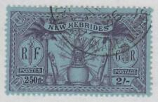 BRITISH NEW HEBRIDES 48 USED NO FAULTS VERY FINE !