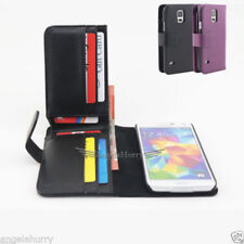 Unbranded/Generic Mobile Phone Flip Cases for Samsung Galaxy S5