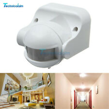 180 Degree Lighting PIR Motion Movement Sensor Detector Meter Switch Outdoor