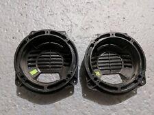 88-95 Honda Civic CRX OEM door speaker bins pods mounting brackets Mount Del Sol