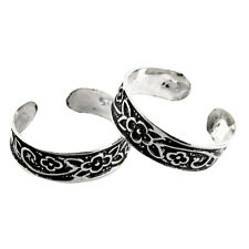 Toe Ring Indian Handmade Jewelry Rs50 Woman Gift Solid 925 Sterling Silver