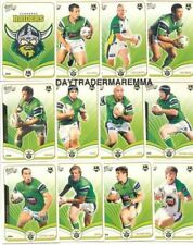 Canberra Raiders Select NRL & Rugby League Trading Cards